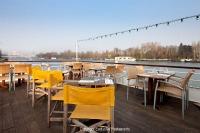 restaurant Salon sur l'eau