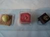 Trilogie des desserts du Capitaine Fracasse