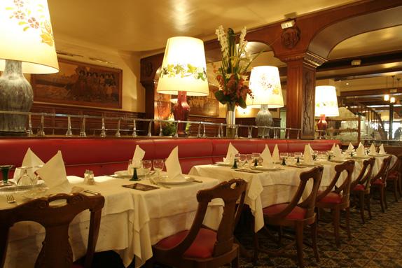 Restaurant Chez Jenny,Les Fréres Blancs,