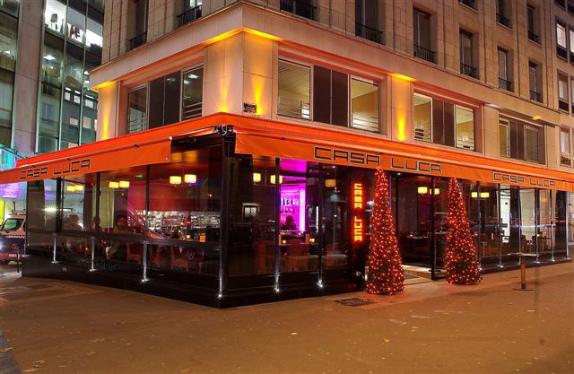 Restaurant Italien Paris Romantique
