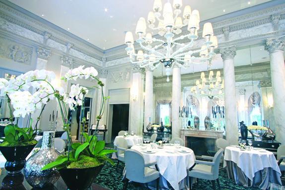 restaurant le pre catelan 1 - Pr Catelan Mariage