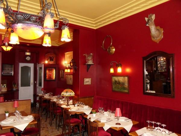 L o le lion - Tour maubourg restaurant ...