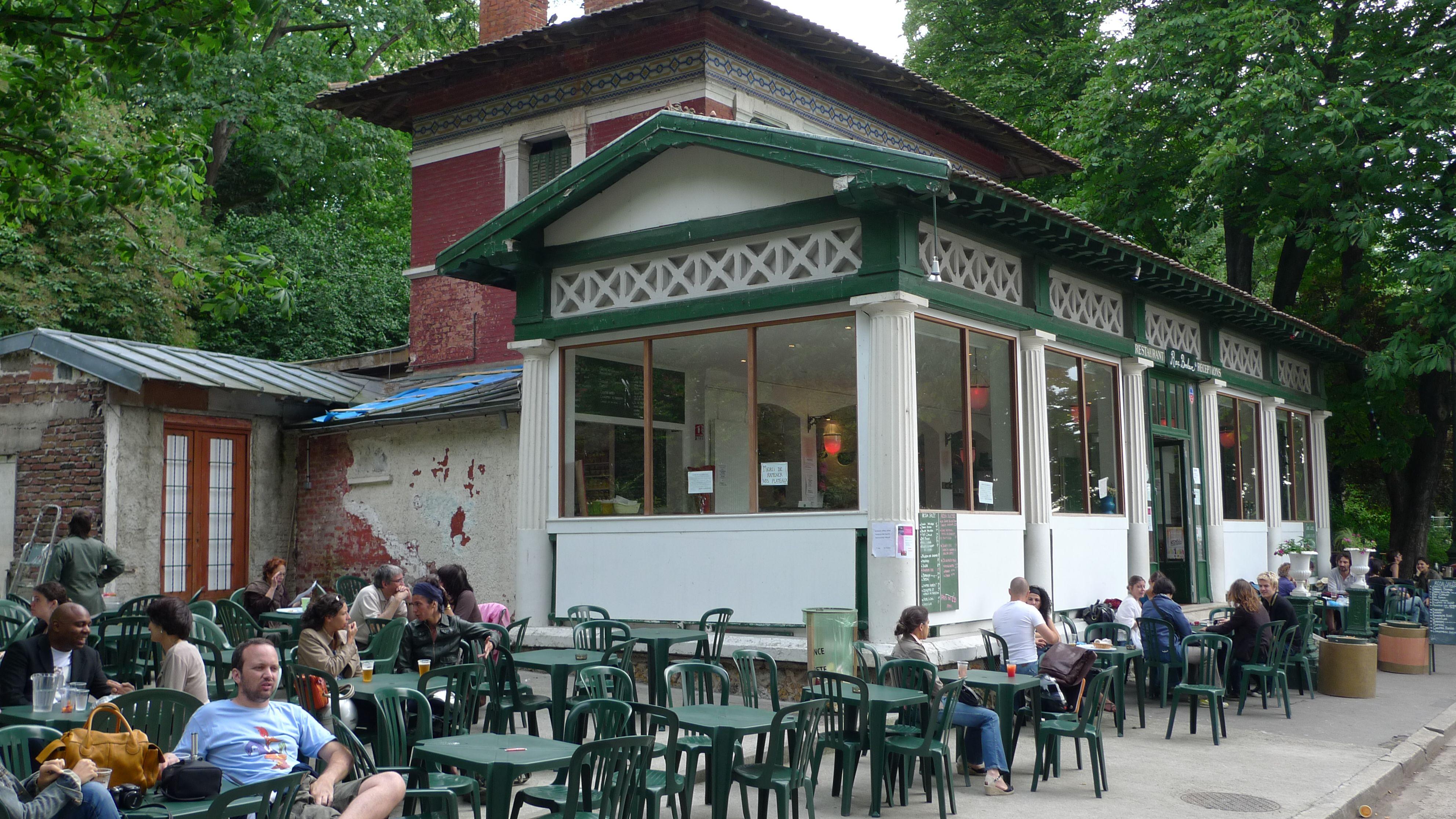 Terrasses pas cher et bistrots paris terrasse rosa for Bar exterieur paris