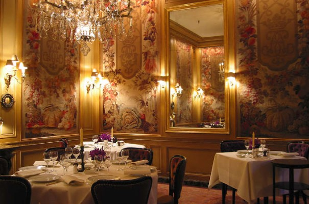 Best Restaurant Place Des Vosges