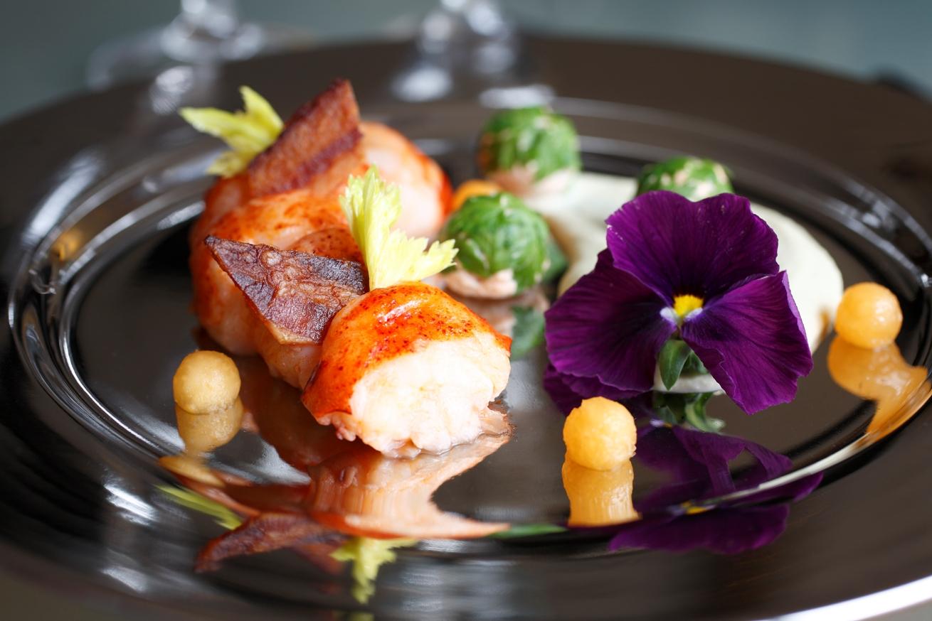 Diners d eloise for Cuisine gastronomique