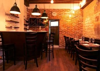 restaurant le frenchie cuisine moderne et ambiance. Black Bedroom Furniture Sets. Home Design Ideas