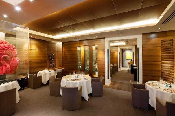 Guy savoy for Restaurant cuisine du monde paris