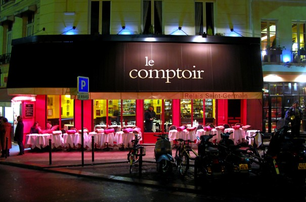 Comptoir du relais - Le comptoir du relais restaurant reservations ...