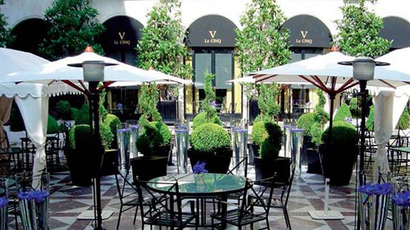 Restaurant Terrasse Georges V