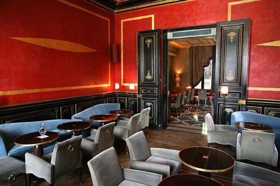 Le Marly Restaurant Paris