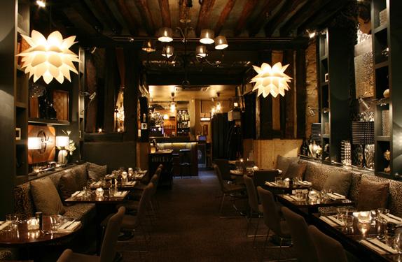 Restaurants Dans Le Quartiers De La Rue Rivolli