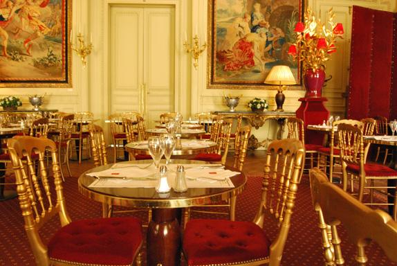 Restaurant Beau Décor Paris : Musée jacquemart andré