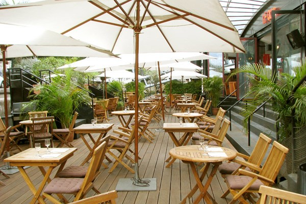 Anniversiare Restaurant Terrasse Paris