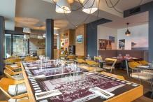 L'Atelier des Artistes - le restaurant