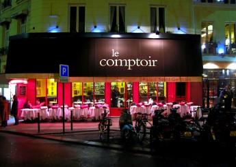 Guides restaurants bistrots gastronomiques paris 6 - Le bistrot d yves ...