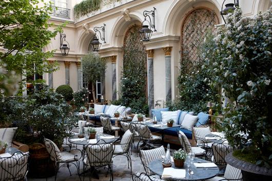 Le ralph d couverte du restaurant branch le ralph 39 s - Chaise greenwich treca interiors paris ...