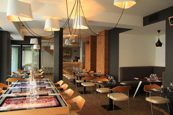 restaurant atelier des artistes