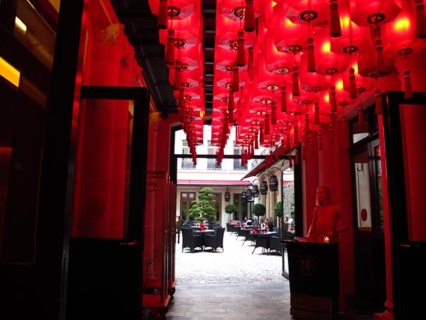 Buddha Bar Hotel Restaurant Le Vraymonde