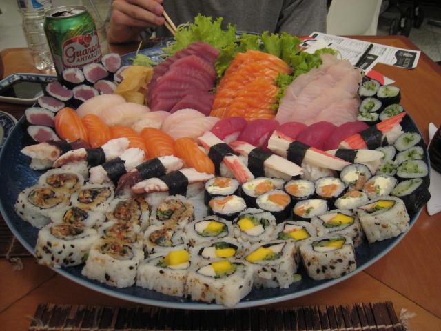 meilleur sushi a volonte paris